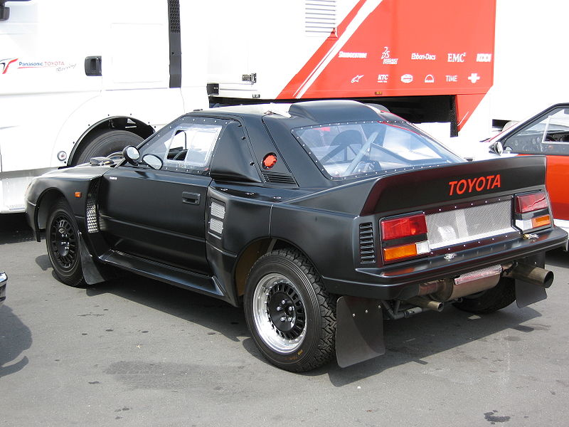 Toyota MR2 222D